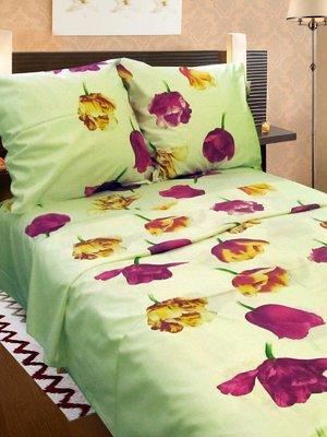 Комплект постельного белья полуторный   2194185
