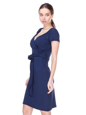 Платье синее | 2191587