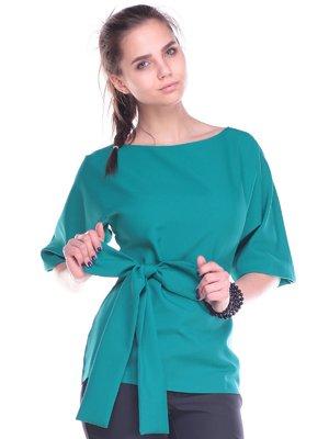 Блуза цвета зеленой сосны | 2195933
