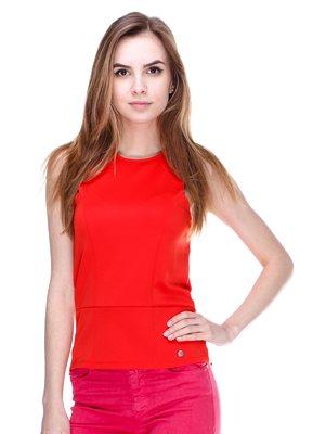 Блуза червона | 2192931