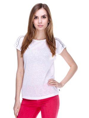 Блуза белая | 2193010