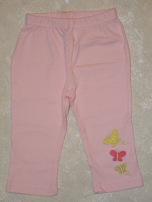 Штани рожеві з аплікаціями | 2202361