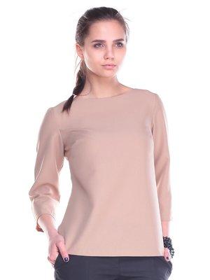 Блуза бежева | 2193459