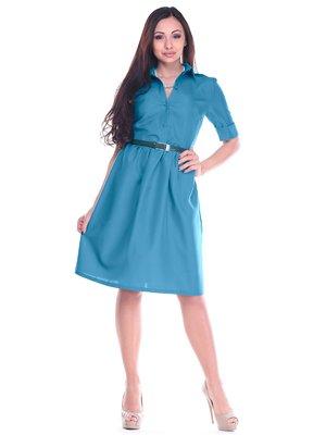Сукня темно-бірюзова   2200352