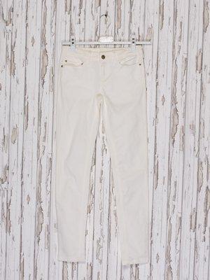 Штани білі | 2202614