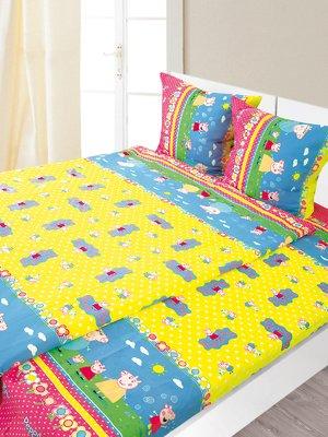 Комплект постельного белья полуторный | 2206689