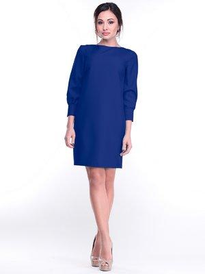 Сукня кольору електрик | 2212286