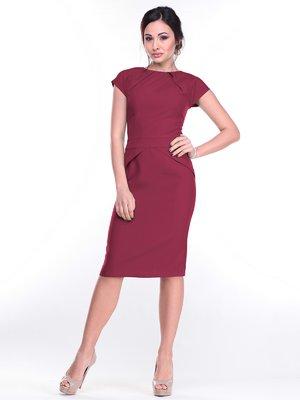 Платье сливовое | 2213151