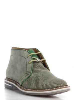 Черевики сіро-зелені   2220686