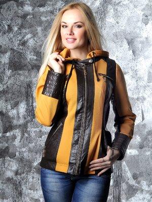 Куртка двухцветная | 2219958