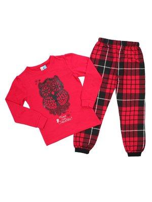 Піжама: джемпер і штани | 2228525
