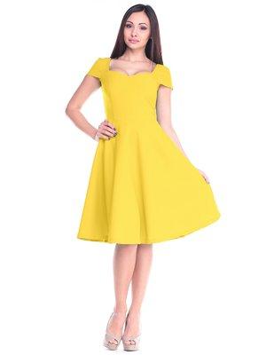 Сукня сонячного кольору | 2235346