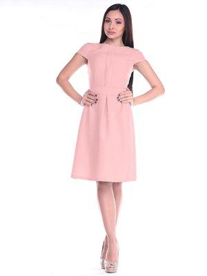 Платье персикового цвета | 2235339