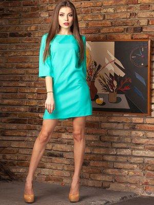 Сукня бірюзового кольору | 2239752