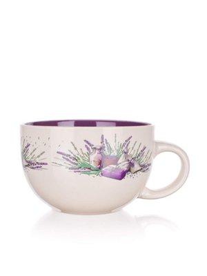 Чашка для бульона «Лаванда» (660 мл) | 2240498