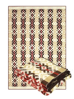 Одеяло полушерстяное (140х205 см)   2252641