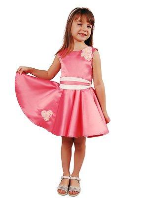 Сукня рожева | 2171585