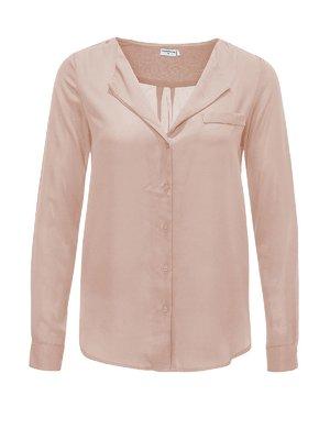 Блуза світло-рожева | 2258525