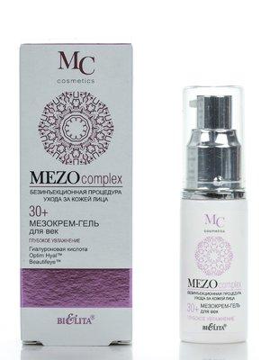 Мезокрем-гель для повік «Глибоке зволоження 30+» (30 мл) | 2257309