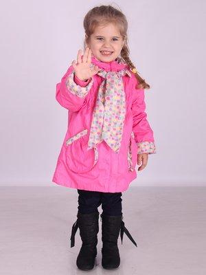Куртка рожева | 2261072