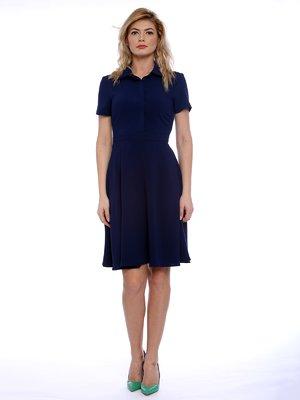 Сукня темно-синя | 2276189