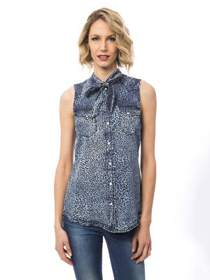 Рубашка синяя | 2276545