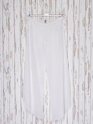 Штани білі пляжні | 1115036