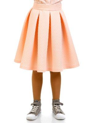 Спідниця персикового кольору | 2287710