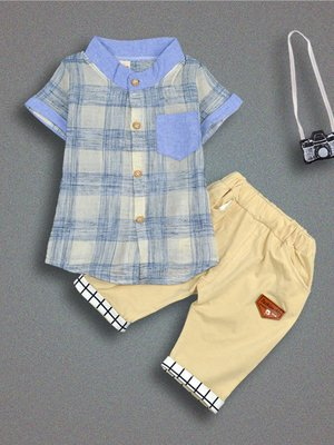 Костюм: рубашка и брюки   2286679