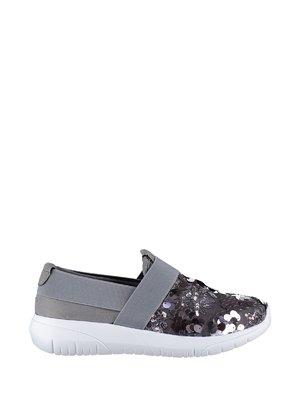 Кросівки сіро-сріблясті   2275515