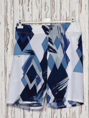 Шорти синьо-білі купальні | 2290032