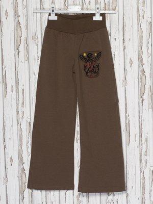 Штани коричневі   1590239