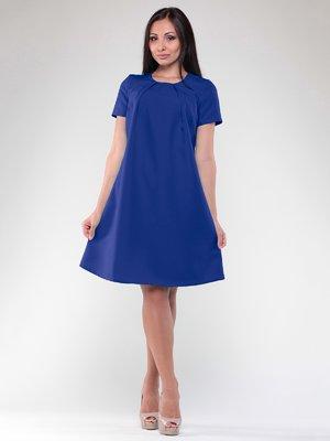 Сукня кольору електрик | 2299605