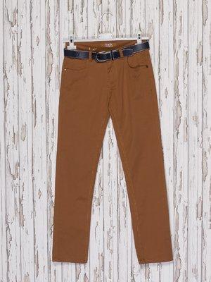 Штани коричневі | 2290482