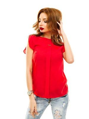 Блуза красная | 2305397