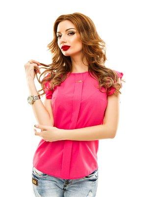Блуза малиновая | 2305402