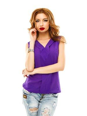 Блуза фиолетовая | 2305414
