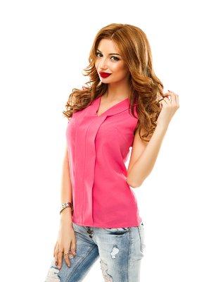 Блуза малиновая | 2305419