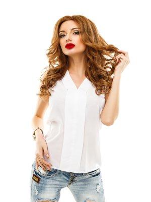 Блуза белая | 2305424