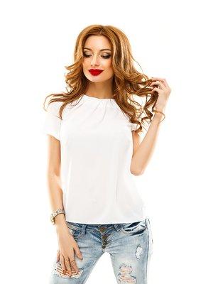 Блуза біла | 2305441