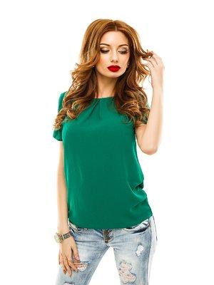 Блуза зелена | 2305442