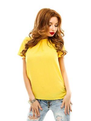 Блуза желтая | 2305445