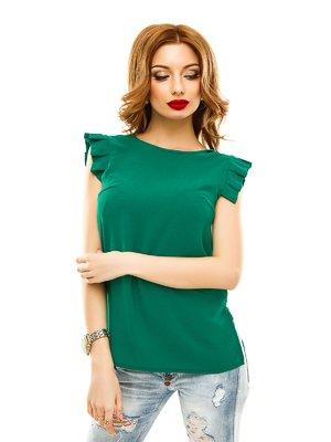 Блуза зелена | 2305450