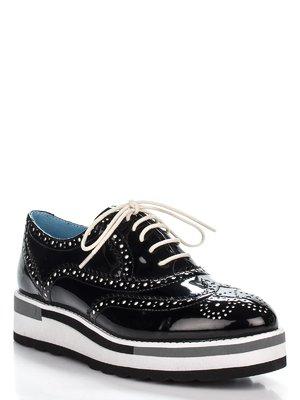 Туфли черные | 2300586