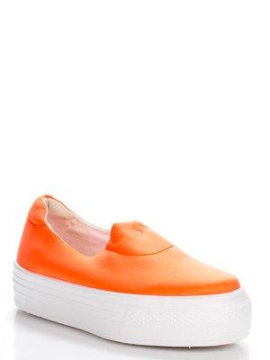 Слипоны оранжевые | 2278467