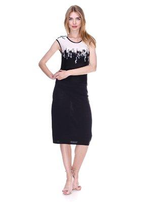Сукня чорно-біла | 2302504