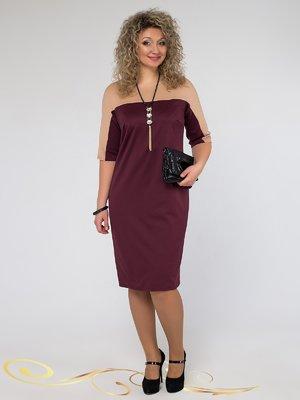 Платье двухцветное | 2319462