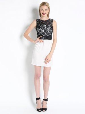 Платье двухцветное | 2320573