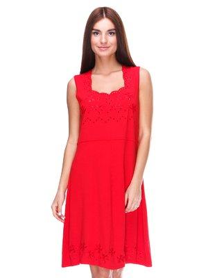 Платье красное | 2316432