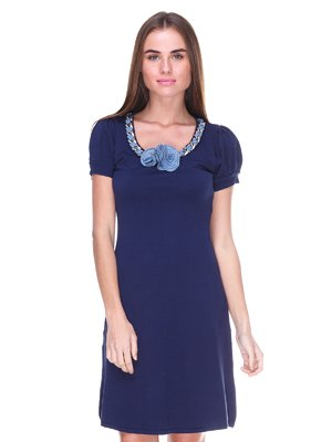 Сукня темно-синя | 2316435